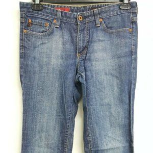 AG Adriano Goldschmied Size 29R The Club Dark Wash